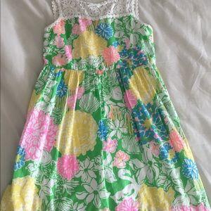 EUC Lilly dress girls sz 14